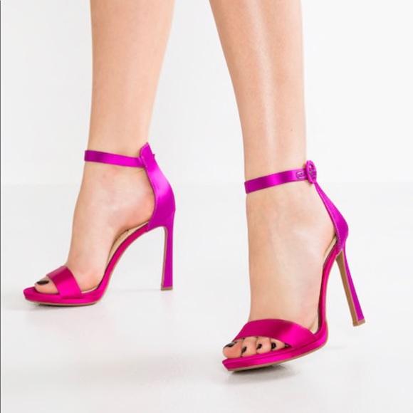 dff6f209eb3 🔥NEW JESSICA SIMPSON Plemy Satin Sandals